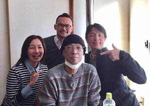 村上先生と松山夫妻と佐々木先生.png