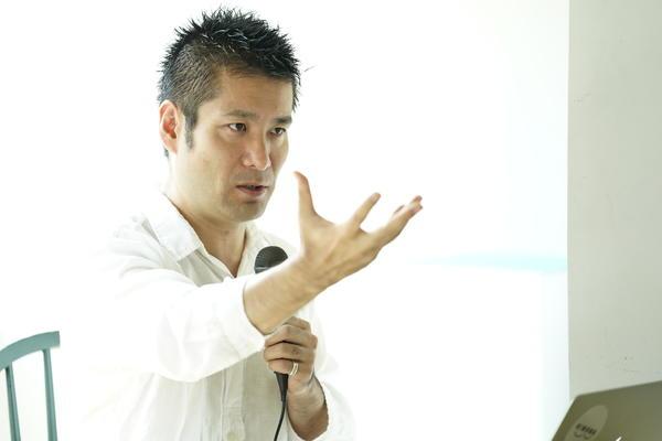 山崎亮さんが熱く語る