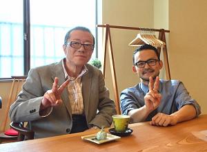 西村先生と佐々木先生.png