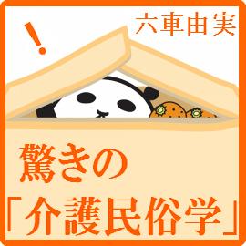 『驚きの介護民俗学』刊行!! イメージ