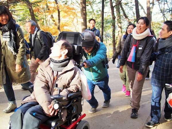 横浜市で行なわれたomoro!プロジェクト